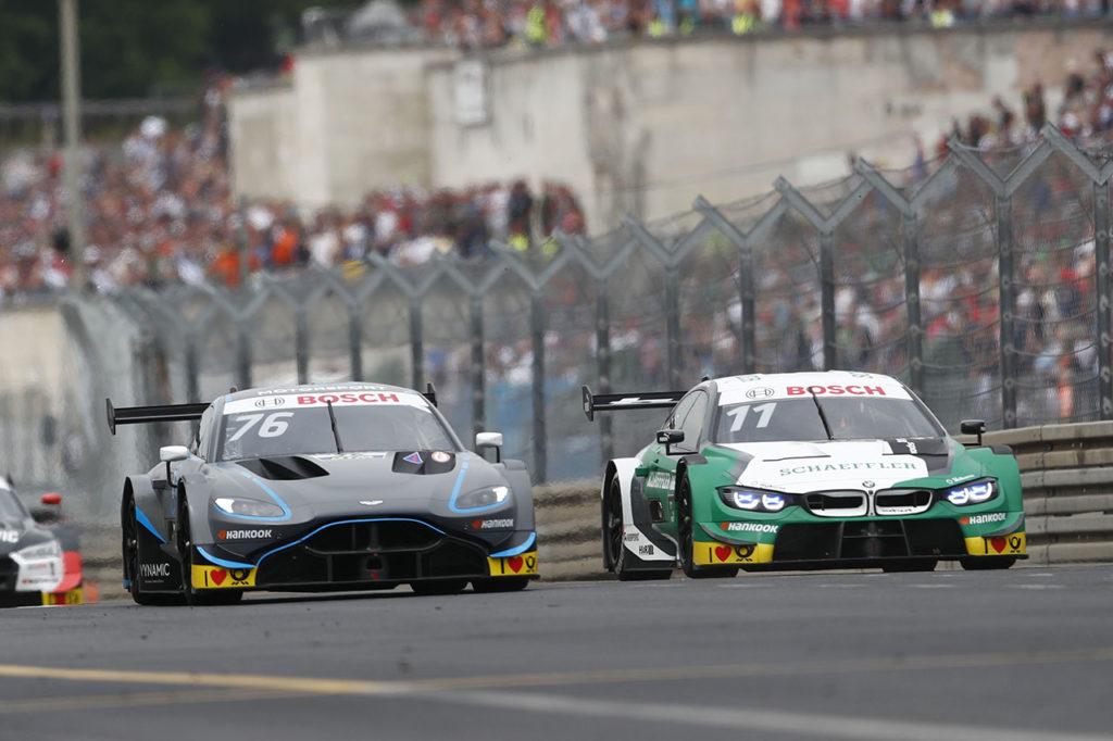 DTM | Cancellato il round d'apertura al Norisring, si parte da Spa-Francorchamps