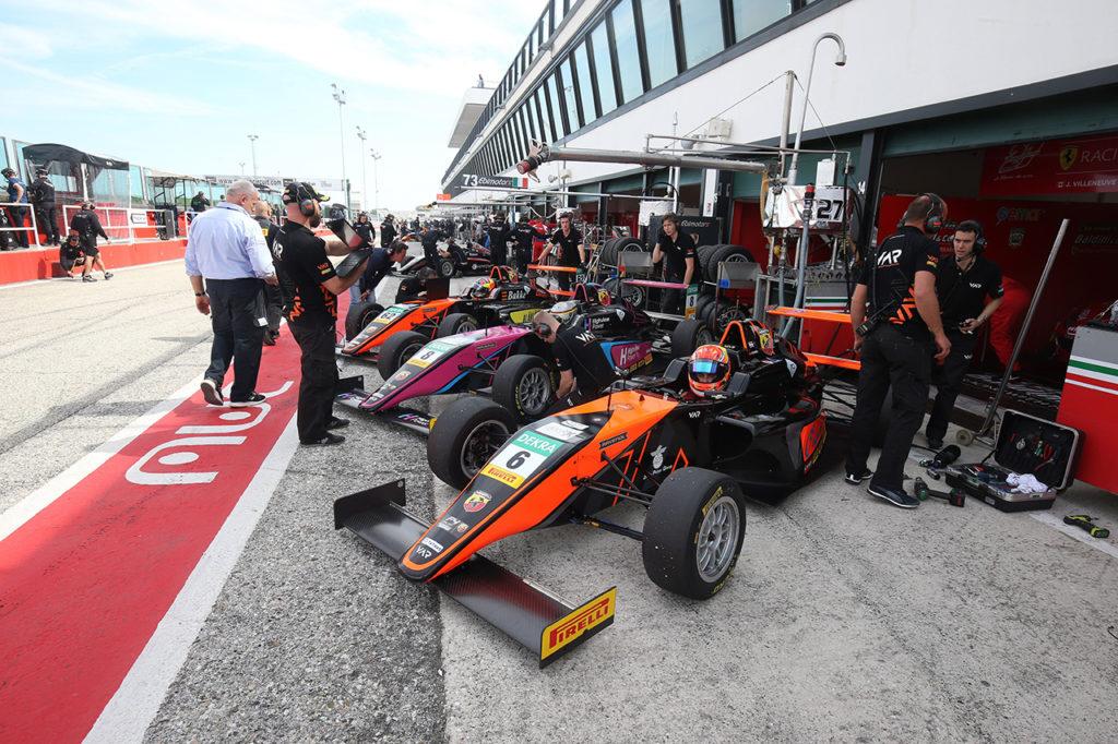 F4 Italia | Cancellato il primo round dell'Hungaroring, si comincia a Misano in agosto