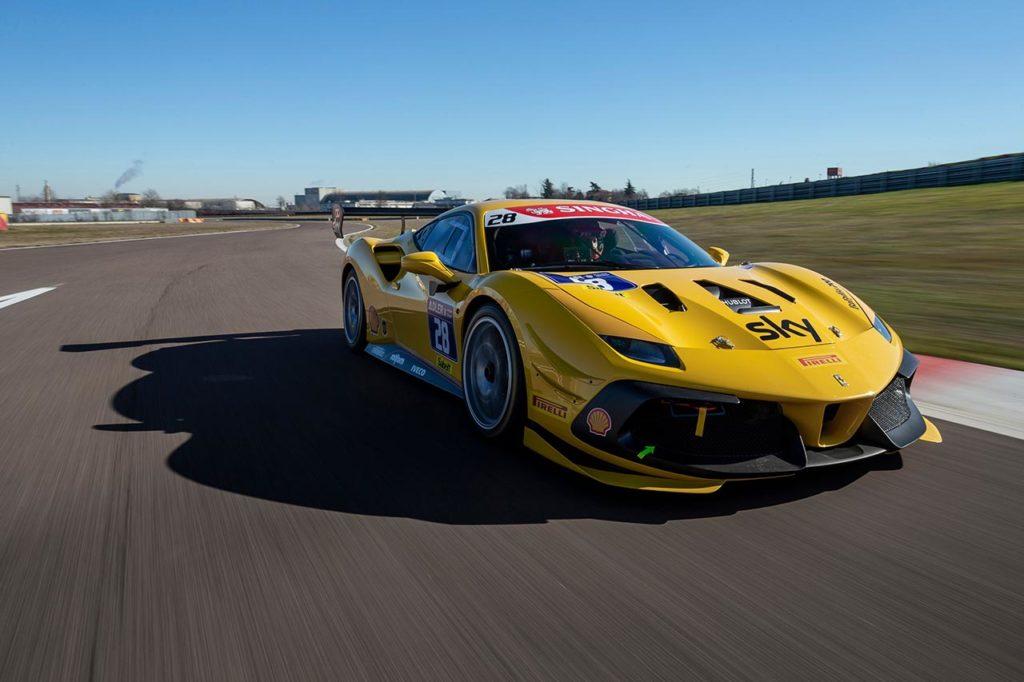 Ferrari Challenge | A luglio ripartono i campionati europeo e nordamericano