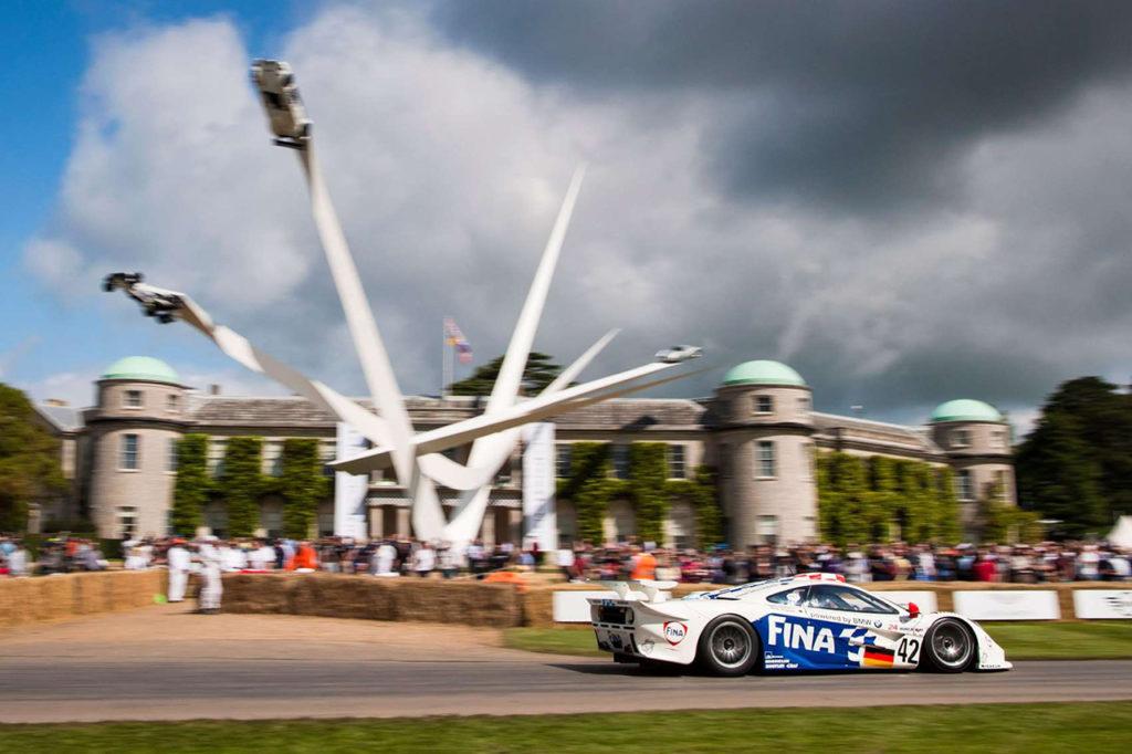 Goodwood Festival of Speed, cancellata ufficialmente l'edizione 2020