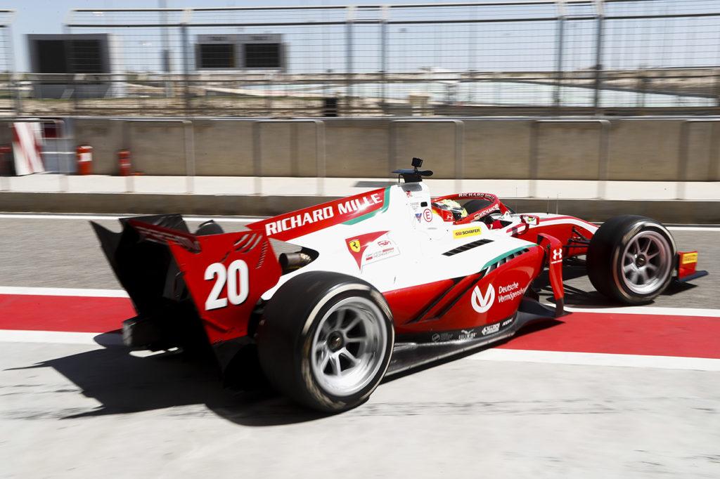 FIA F2 | Confermati otto appuntamenti europei al fianco della Formula 1