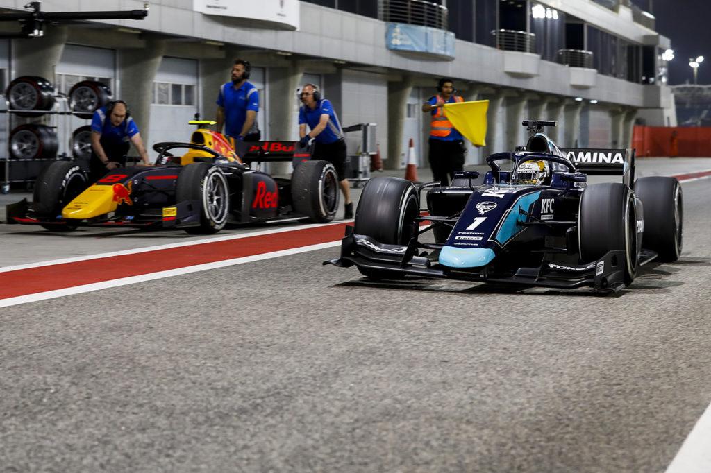 FIA F2 | I team assistiti economicamente da parte degli organizzatori