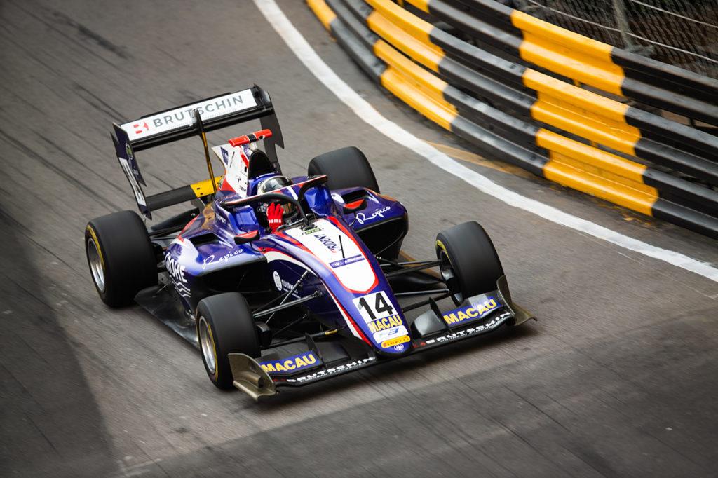 FIA F3 | Trident cambia pilota: Beckmann al posto di DeFrancesco per il 2020