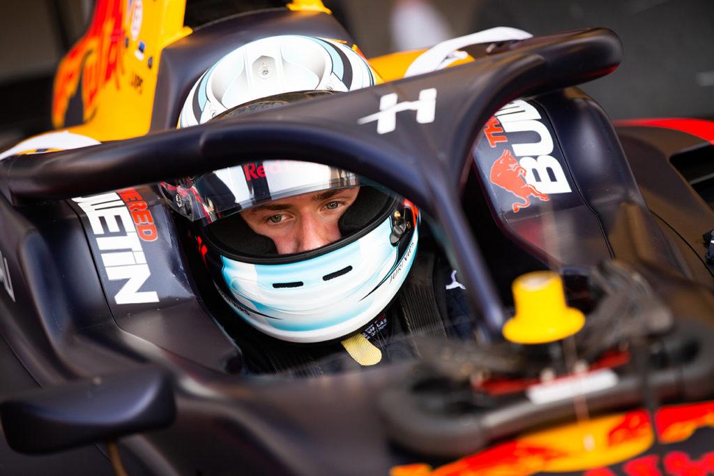 Formula Regional | Sorpresa Vips: lo junior Red Bull al via con KIC Motorsport