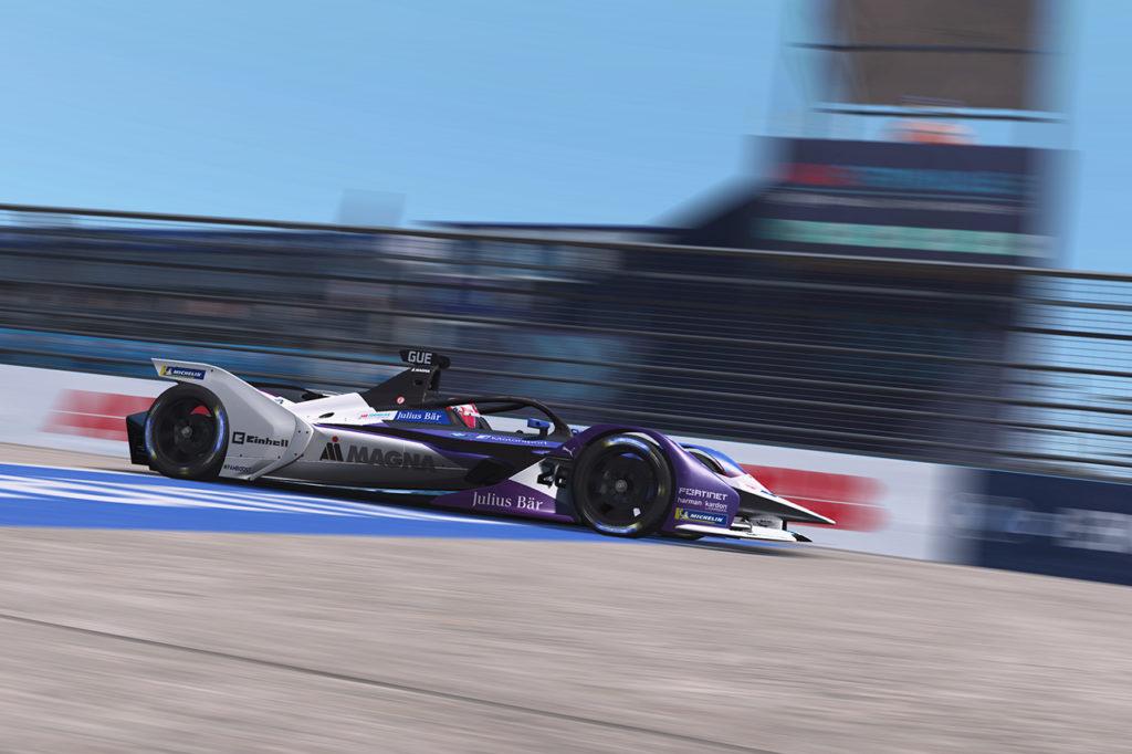 Formula E | Guenther e BMW terminano la Race at Home Challenge con altri due podi