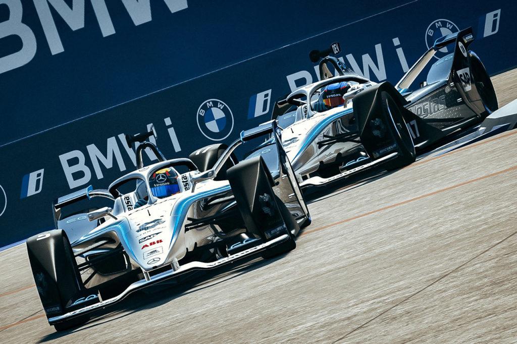 Formula E | Mercedes conquista entrambi i titoli della Race at Home Challenge
