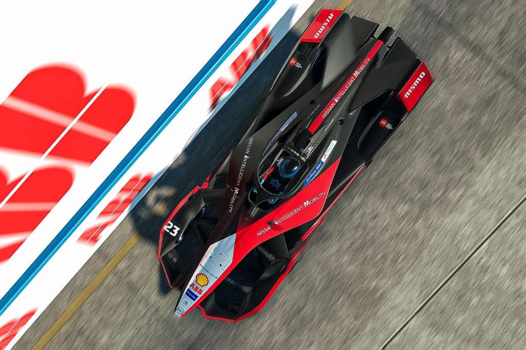 Formula E | Rowland vince la Gran Finale della Race at Home Challenge con Nissan e.dams