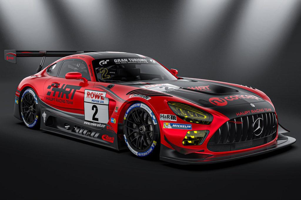 GTWC Europe | Hubert Haupt lancia un proprio team col supporto di Mercedes-AMG