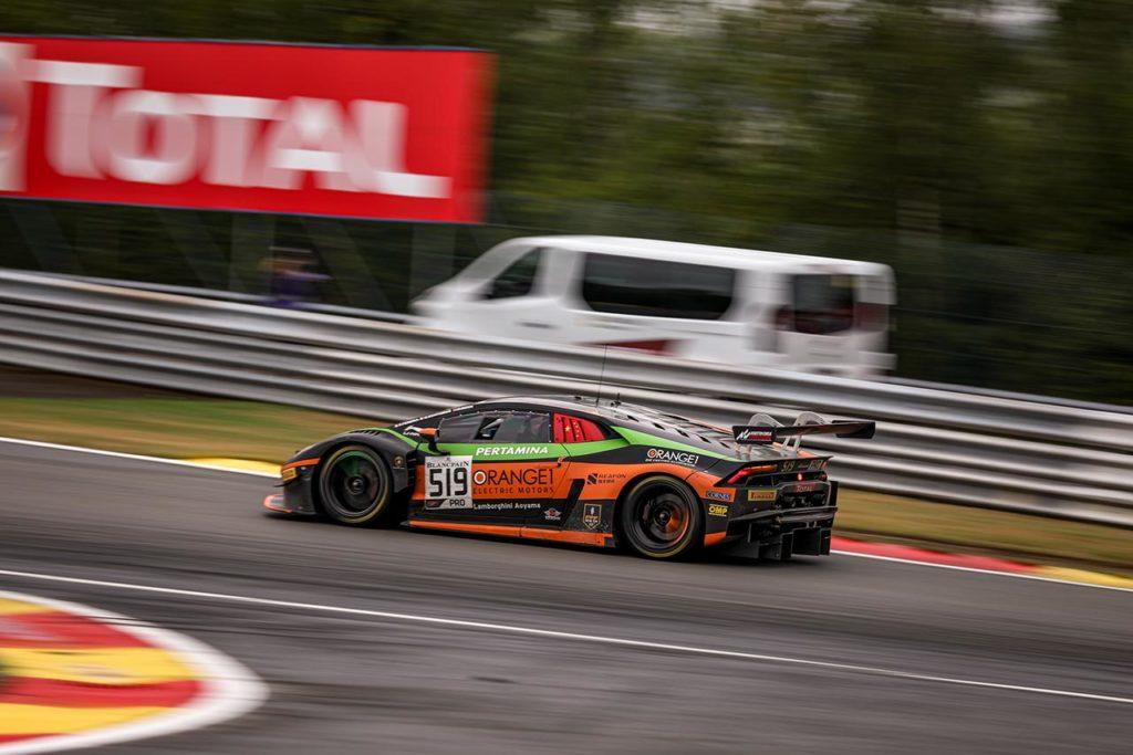 GTWC Europe | Lamborghini punta al titolo costruttori nella serie globale