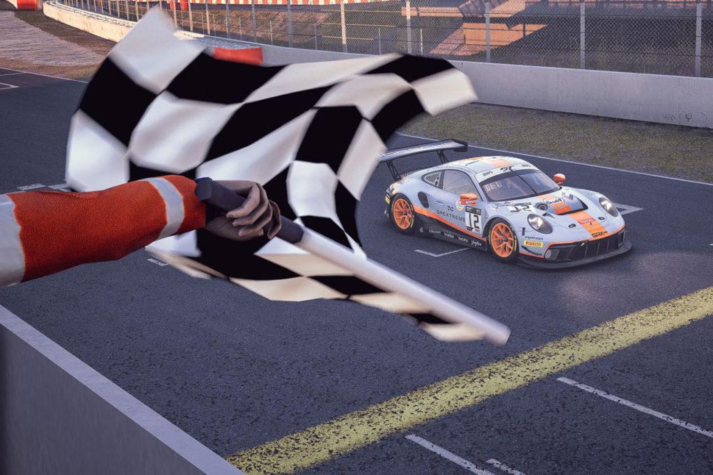 GTWC Europe | SRO E-Sport GT Series, Barcellona: prima vittoria di Deletraz e Porsche