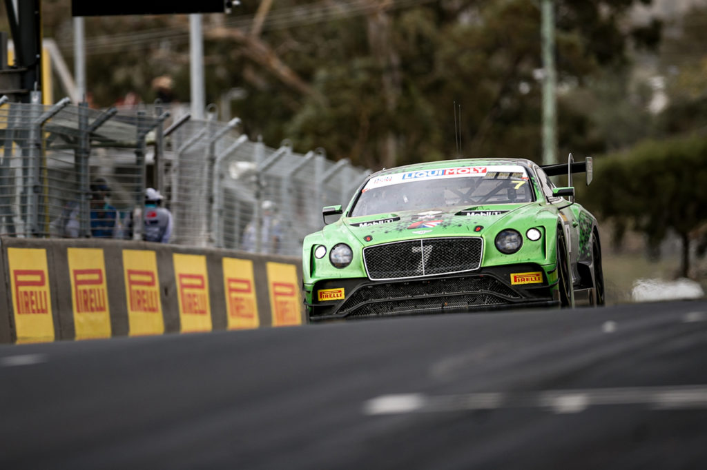 IGTC | Bentley ritira in fretta e furia le due Continental GT3 dalla stagione 2020