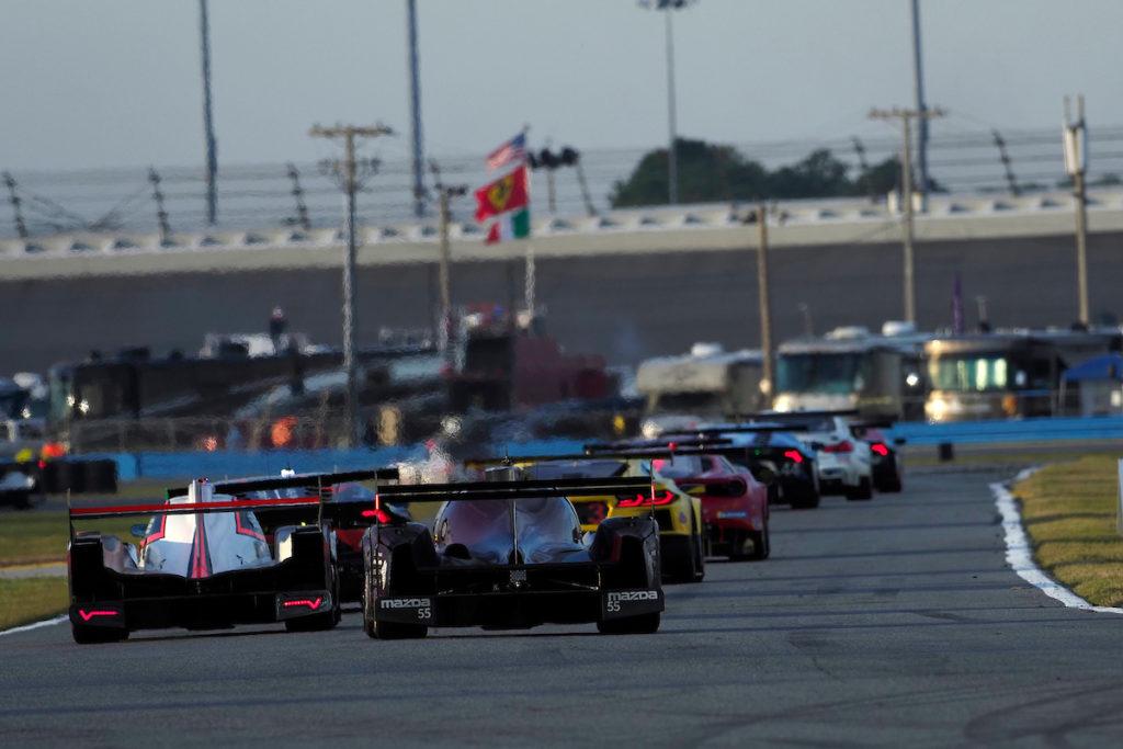 IMSA | Pubblicata l'entry list per il ritorno in pista a Daytona, al via 26 auto