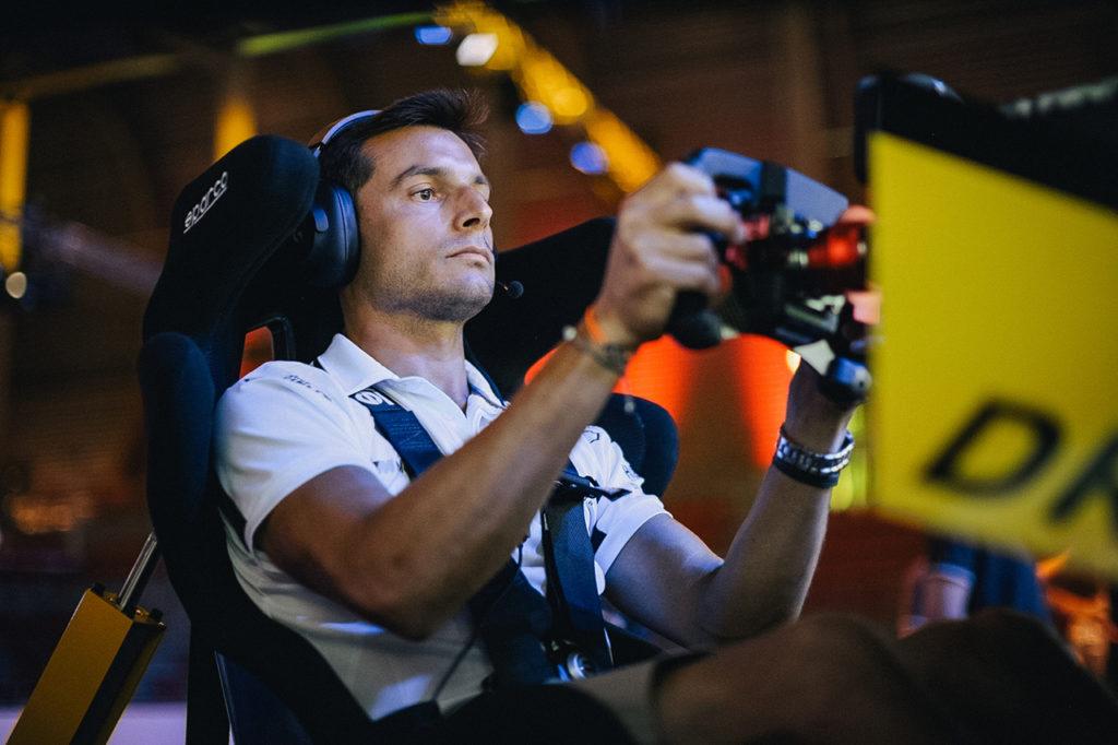 """IMSA   Spengler e il sim-racing: """"Allenamento perfetto per questa situazione"""""""