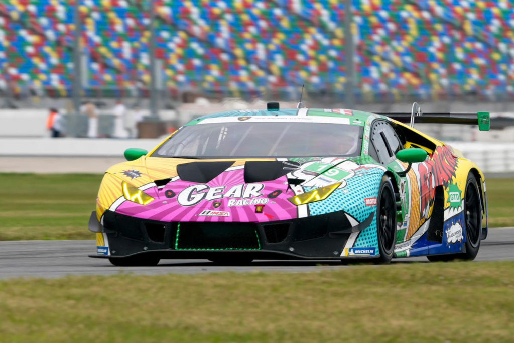 WEC | GEAR Racing sposta la sua Ferrari nella classe GTE-Pro per Le Mans
