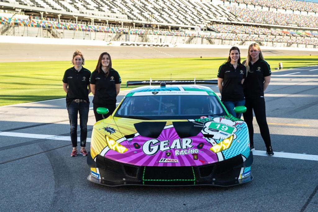 IMSA | Rottura improvvisa per GEAR Racing e GRT Grasser Racing Team