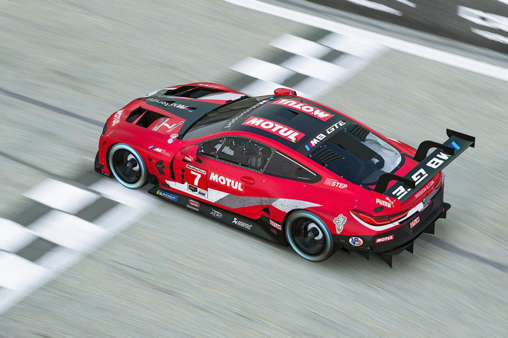 IMSA | Spengler vince il titolo nell'iRacing Pro Series con BMW a Watkins Glen