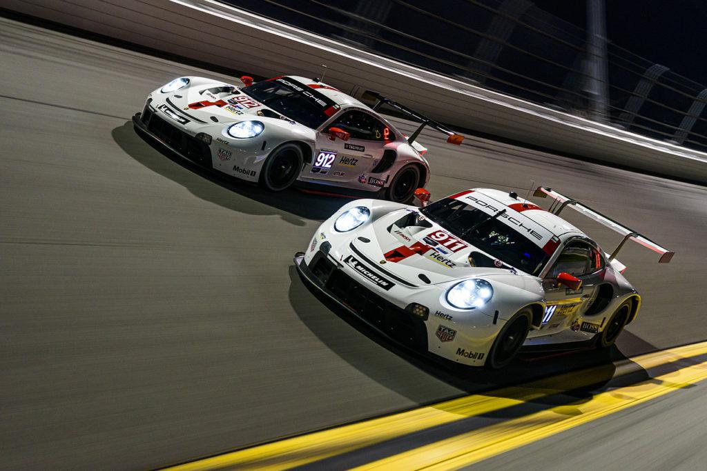IMSA | Porsche chiuderà il programma GTLM alla fine di questa stagione
