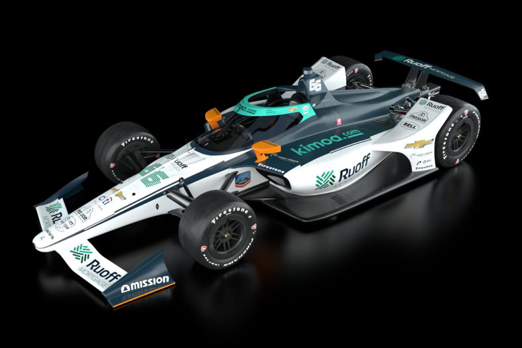 IndyCar | Arrow McLaren SP svela la livrea di Alonso per la 500 Miglia di Indianapolis