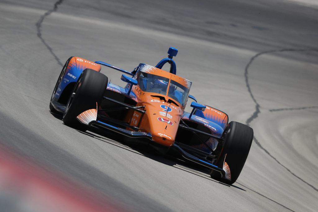 IndyCar | Texas, Gara: Dixon apre la stagione, occasione sprecata per Rosenqvist