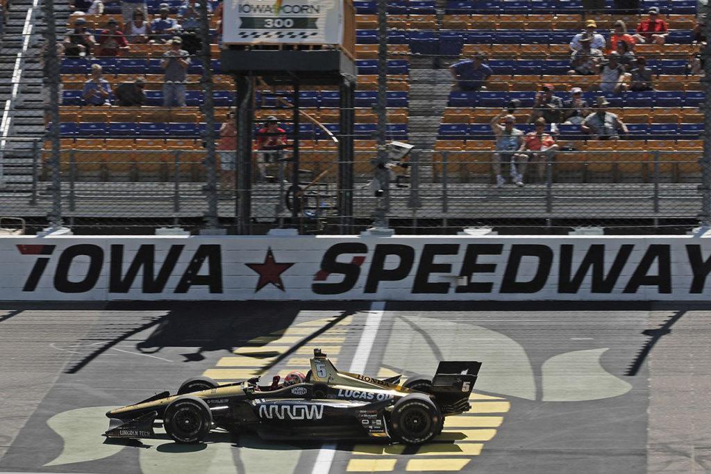 IndyCar | Accesso limitato per gli spettatori nel doppio appuntamento in Iowa