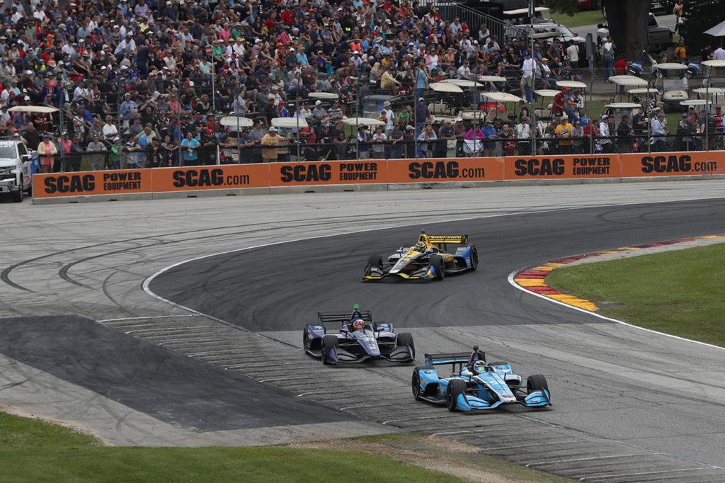IndyCar | Riapertura degli spalti al pubblico nel doppio appuntamento di Road America