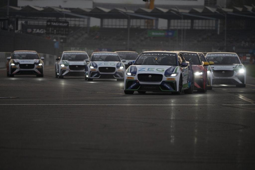 Jaguar I-Pace eTrophy | Sette gare a Berlino per la conclusione della stagione