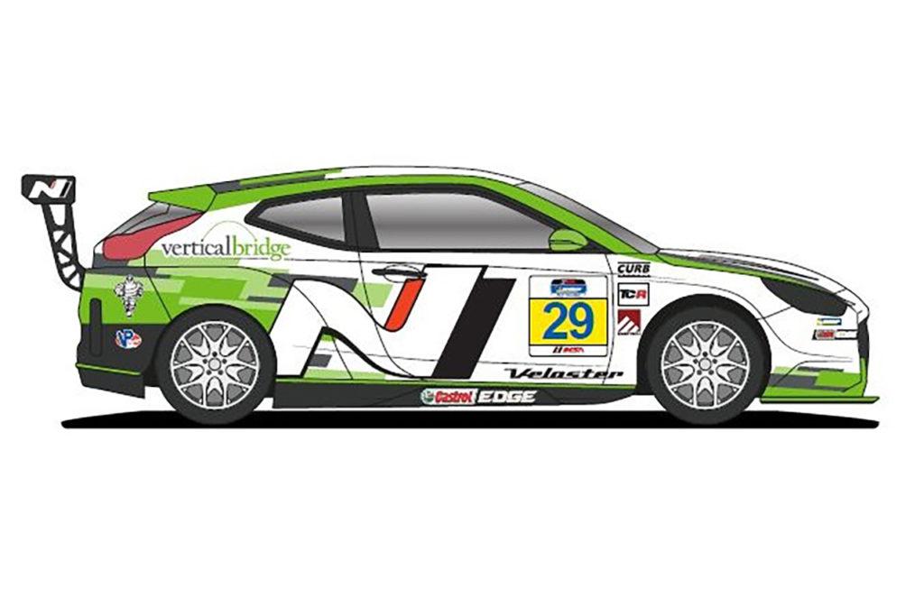 Michelin Pilot Challenge | Bryan Herta continua la stagione con quattro Hyundai Veloster N TCR