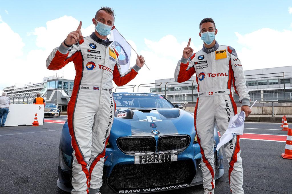 NLS | Pittard e Jensen vincono il primo appuntamento con la BMW di Walkenhorst