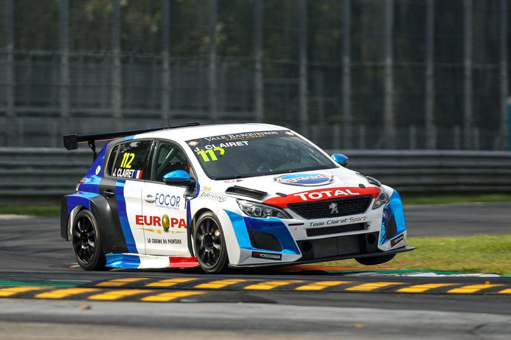 TCR Europe | Clairet Sport conferma quattro Peugeot per la stagione 2020