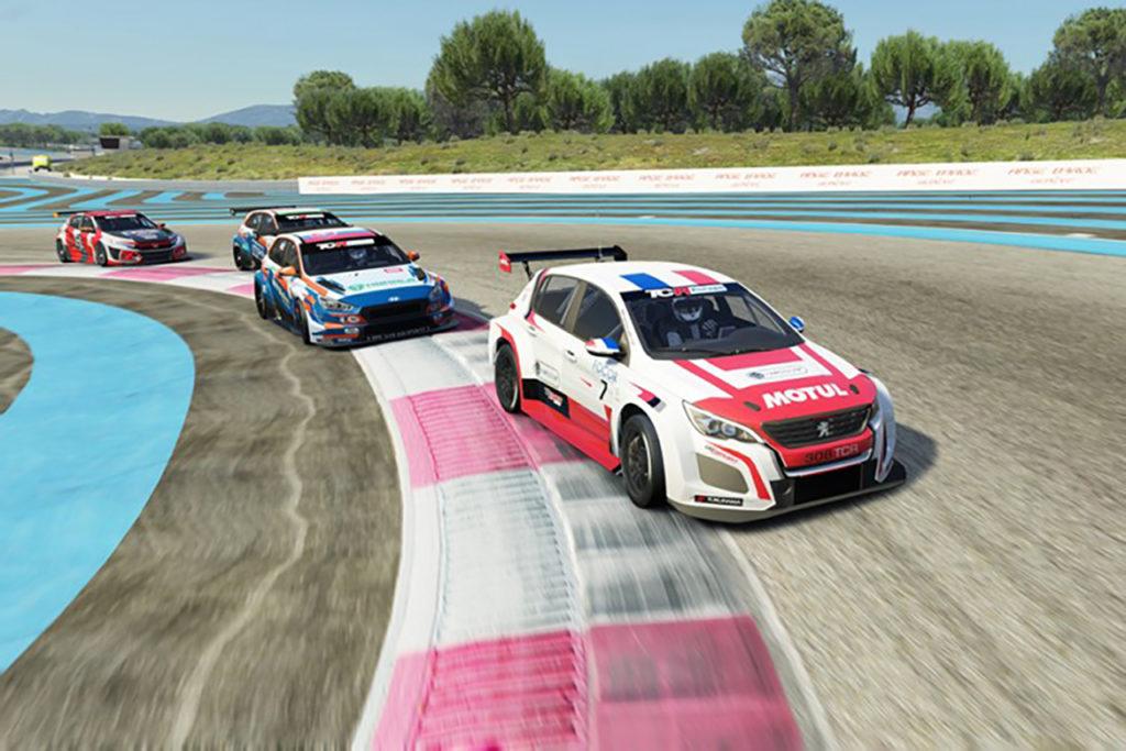 TCR Europe | SIM Racing Series, vittorie di Nagy e Comte a Le Castellet