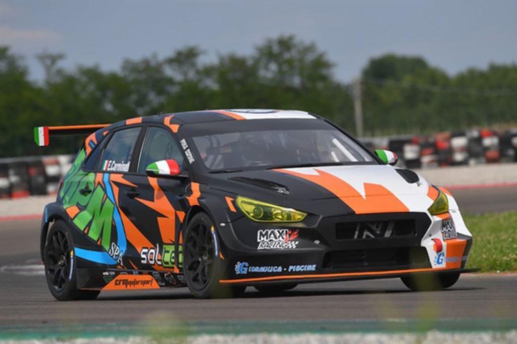 TCR Italy | Ettore Carminati al via della stagione 2020 con la propria Hyundai i30 N TCR