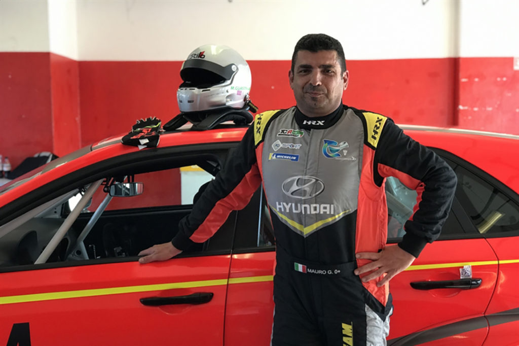 TCR Italy | Si ritorna in pista: Guastamacchia al comando con la Hyundai nei test di Misano