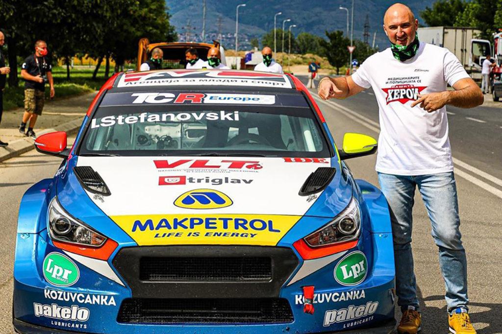 TCR Italy | Stefanovski di nuovo al via nel campionato tricolore con Hyundai
