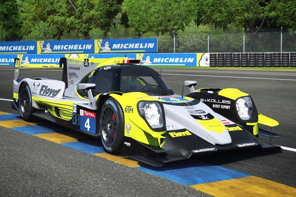 WEC | 24 Ore di Le Mans Virtuale, Qualifiche: colpo grosso di ByKolles con Simoncic