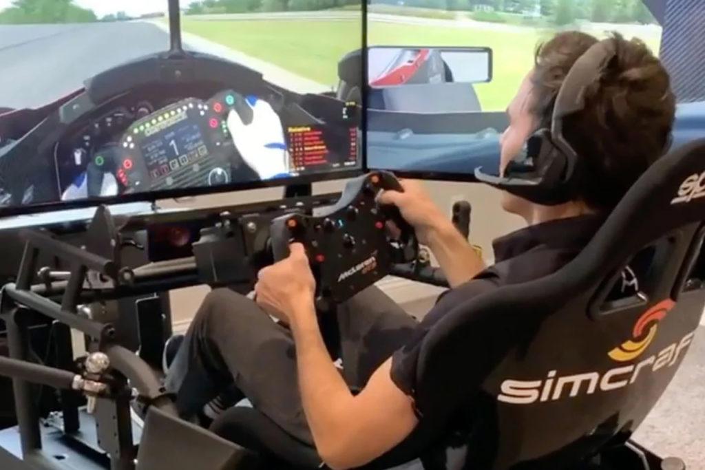 WEC | 24 Ore di Le Mans virtuale, c'è al via anche Wickens su Aston Martin