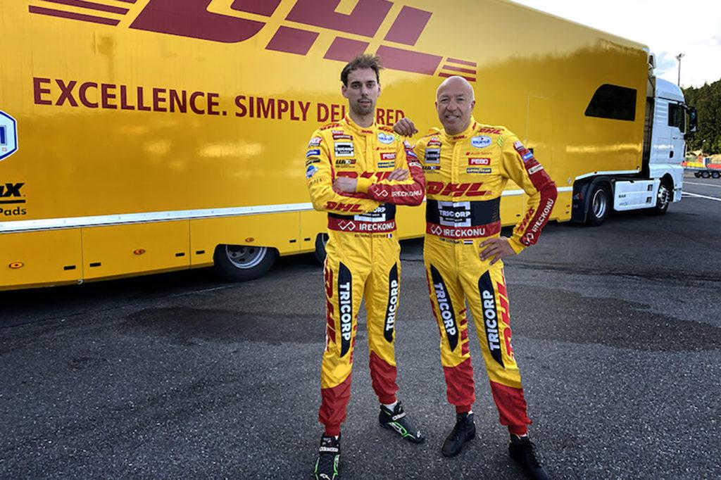 WTCR | Berthon ritorna nella stagione 2020 con l'Audi di Comtoyou
