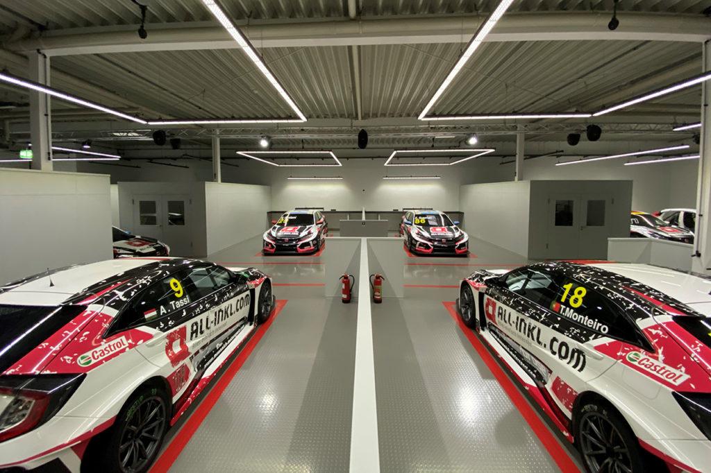 WTCR | Presentate le livree ufficiali delle quattro Honda di Muennich Motorsport per il 2020