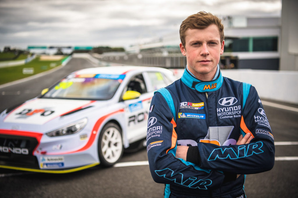 WTCR | Hyundai accoglie Brown nel programma junior per il 2020