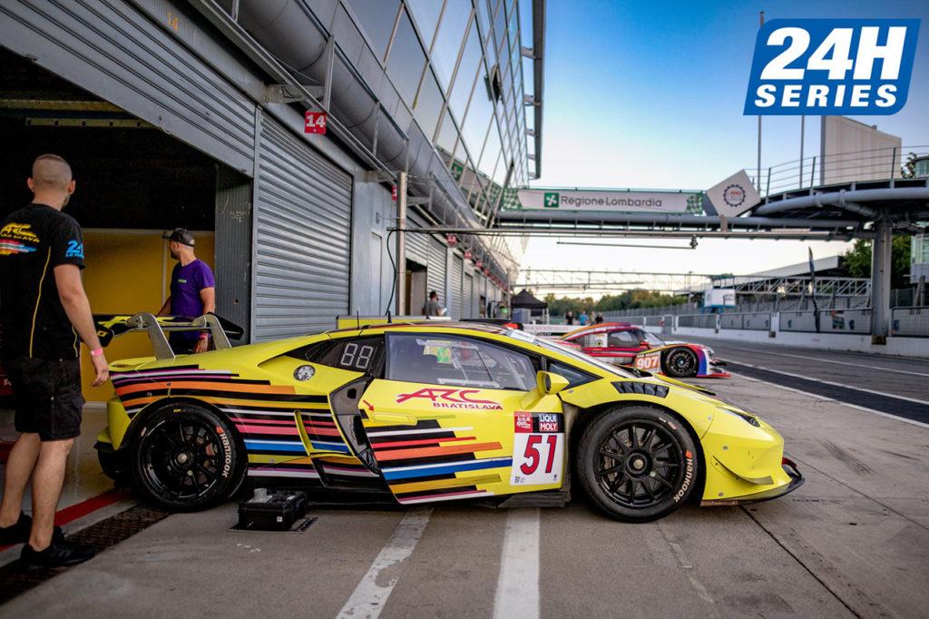 24H Series | Monza torna protagonista con la 12 Ore di questo weekend