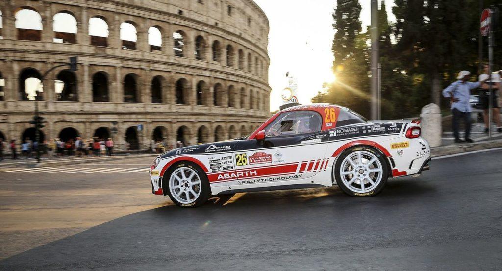 ERC | Abarth Rally Cup 2020, gli equipaggi iscritti