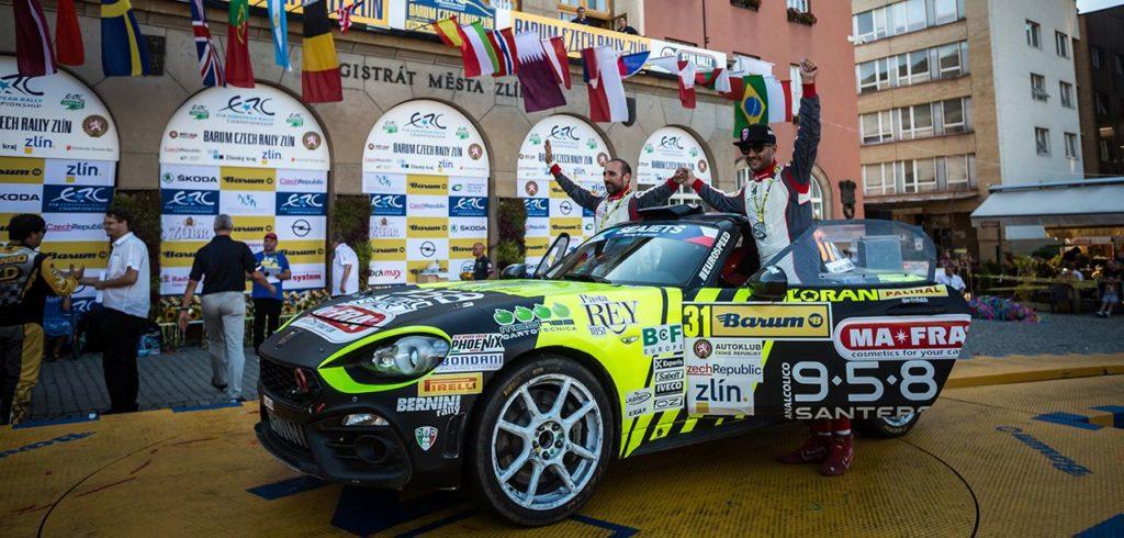 ERC | Barum Czech Rally Zlin, niente da fare: cancellata l'edizione 2020