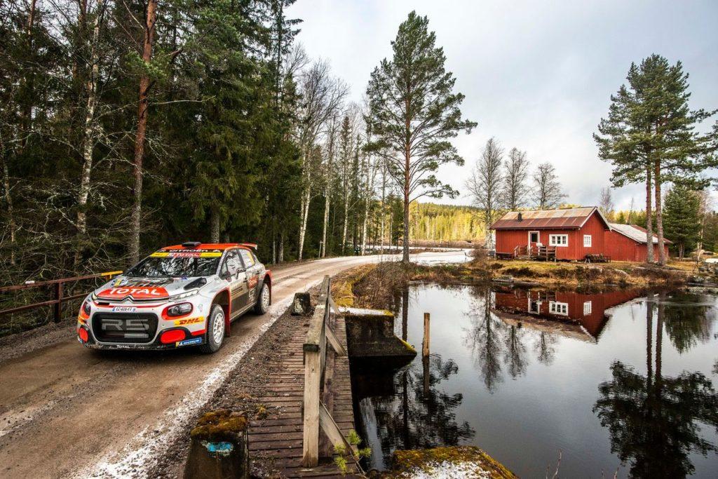 ERC | Mads Ostberg torna sulla C3 R5 partecipando al Rally Liepaja. Citroen consegna il 60esimo esemplare della vettura