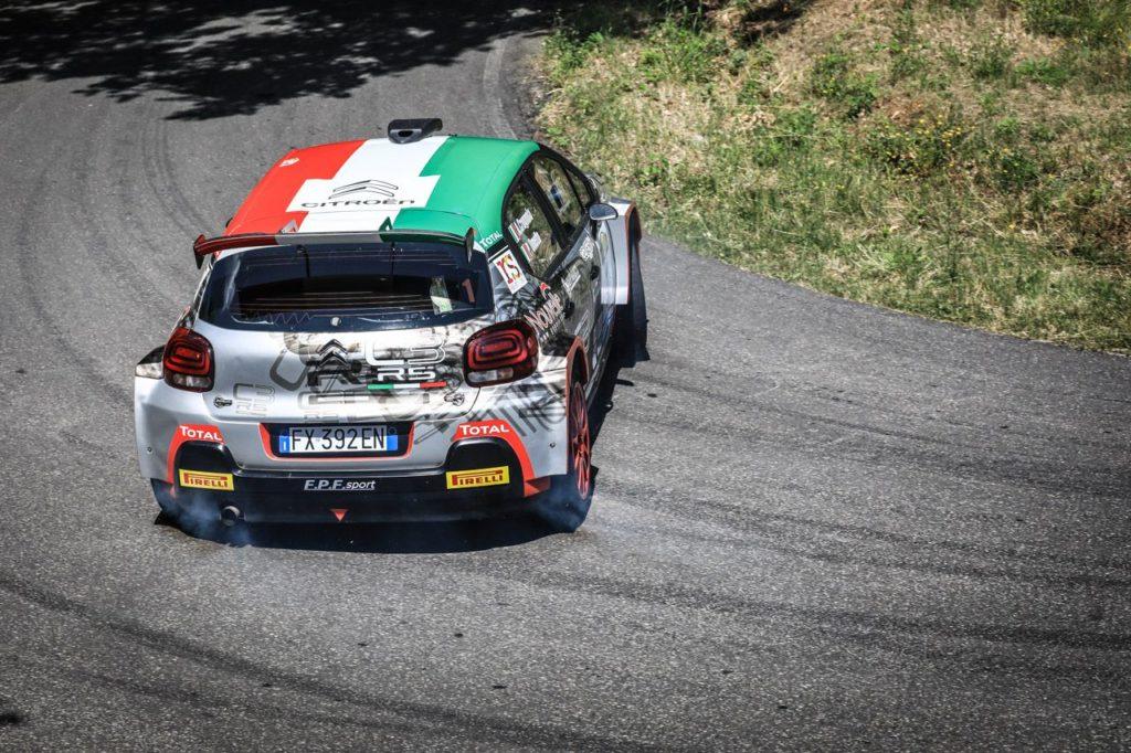 Crugnola ed Ometto implacabili sulla Citroen: vittoria anche al Rally Lana