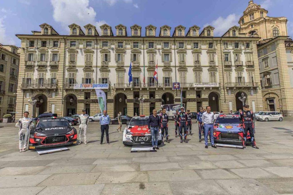 CIWRC | Rally Alba 2020, Hyundai alla conquista del Piemonte