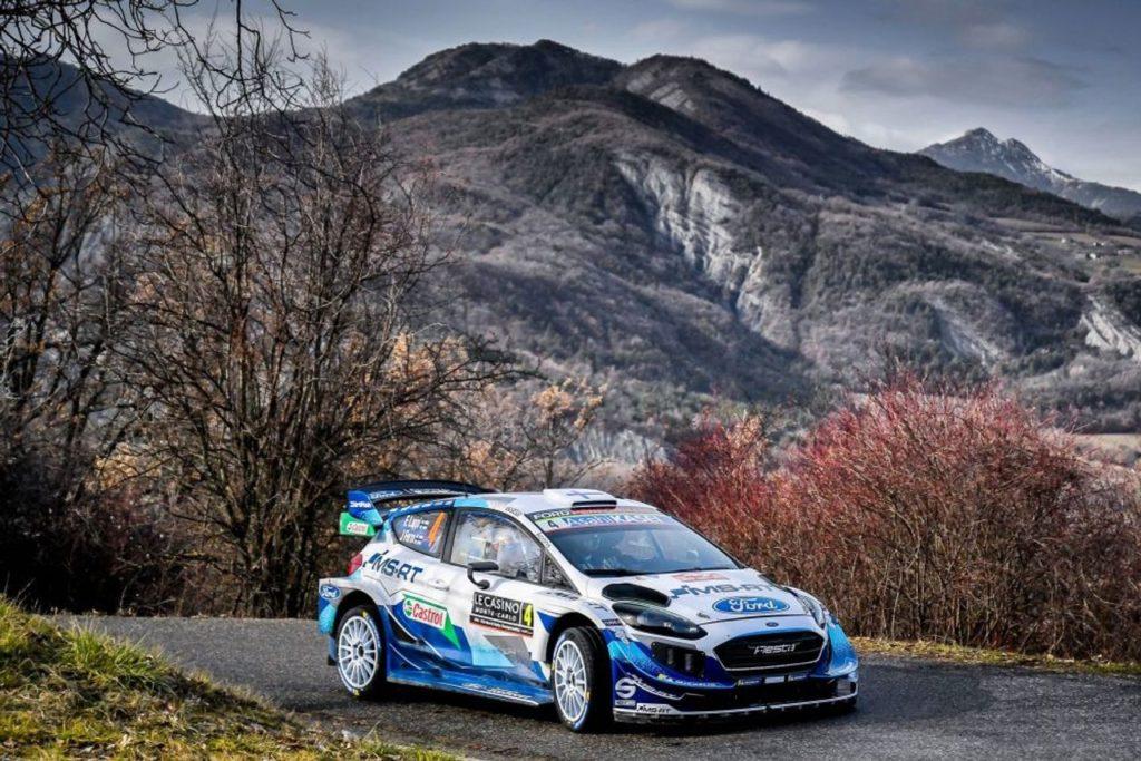 WRC   Esapekka Lappi commenta il momento difficile di M-Sport