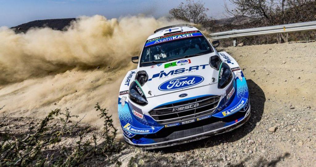 WRC | L'ingresso dell'Ypres Rally potrebbe creare problemi logistici per M-Sport