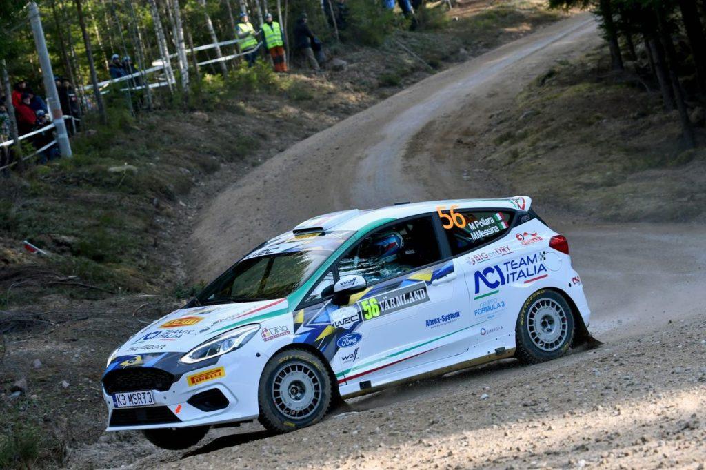 ERC – CIR | Marco Pollara, il campione tricolore Junior presente al Rally Roma Capitale
