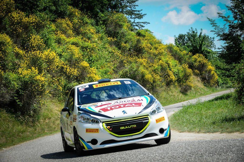 Peugeot Competition | 208 Rally Cup Pro, si riparte ancora nel segno di Mirco Straffi, vittorioso al Casentino