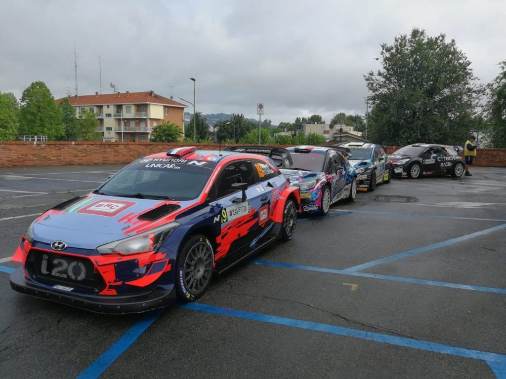 CIWRC   Rally Alba 2020, gli iscritti e la nutrita spedizione Hyundai