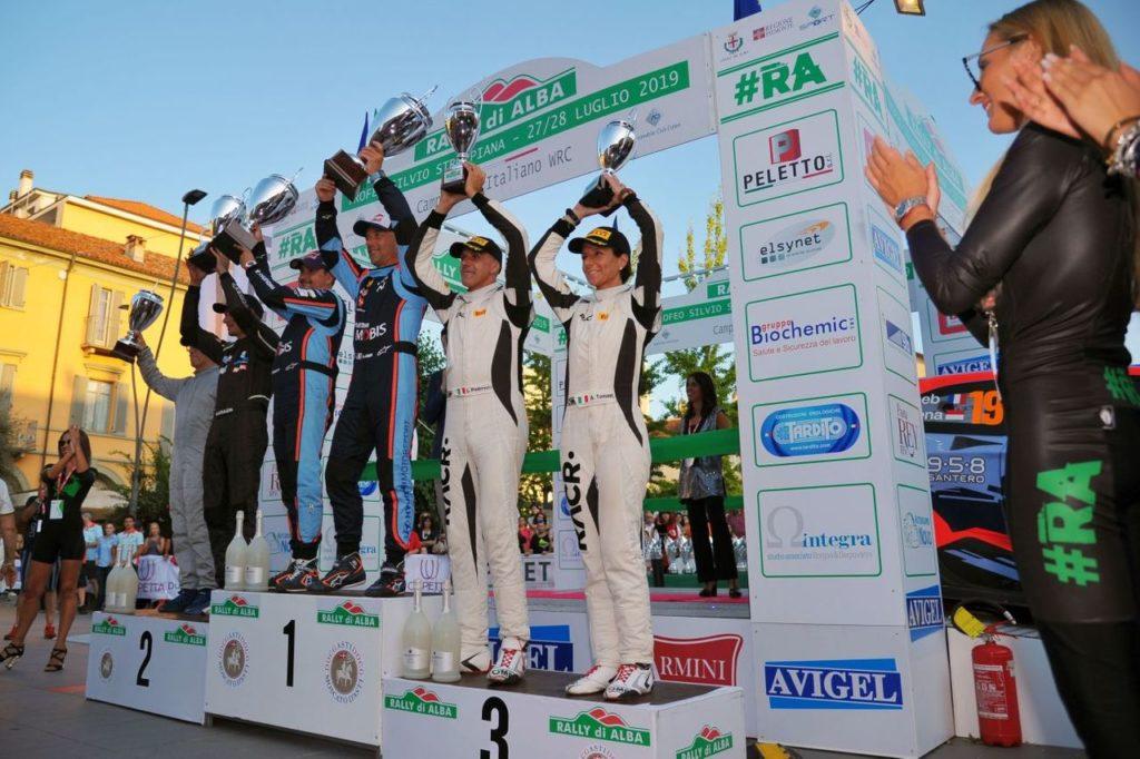 CIWRC | Rally di Alba 2020 a porte chiuse: la programmazione tv e web